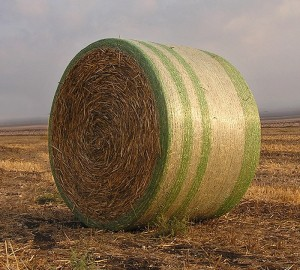 John Deere CoverEdge Bale Net Wrap
