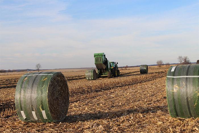 B-Wrap® Net Wrap   Crop Protection   Tama USA