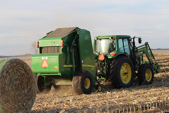 B-Wrap® Net Wrap | Crop Protection | Tama USA