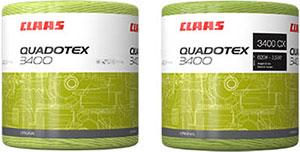 CLAAS Quadotex 3400 & 3400 CX