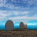 Blue wrap field 3