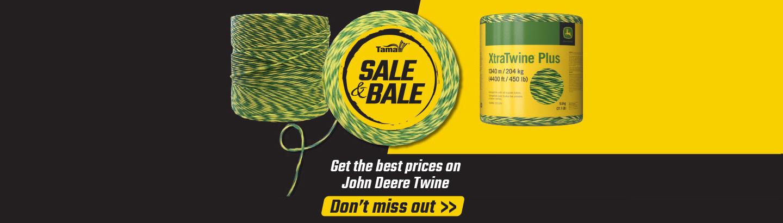 Sale & Bale USA 2021